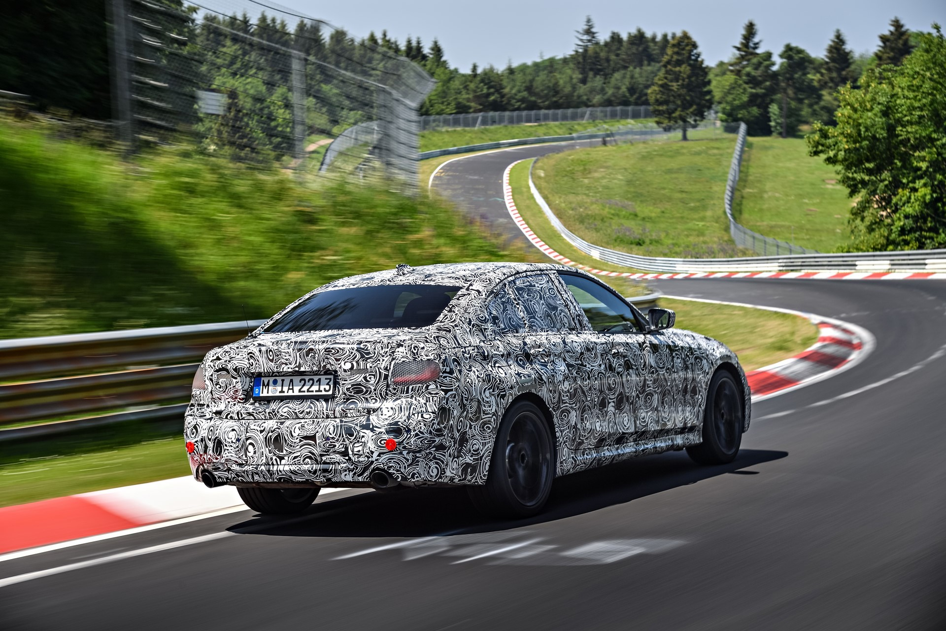 BMW 3-Series 2019 Final Testing (26)