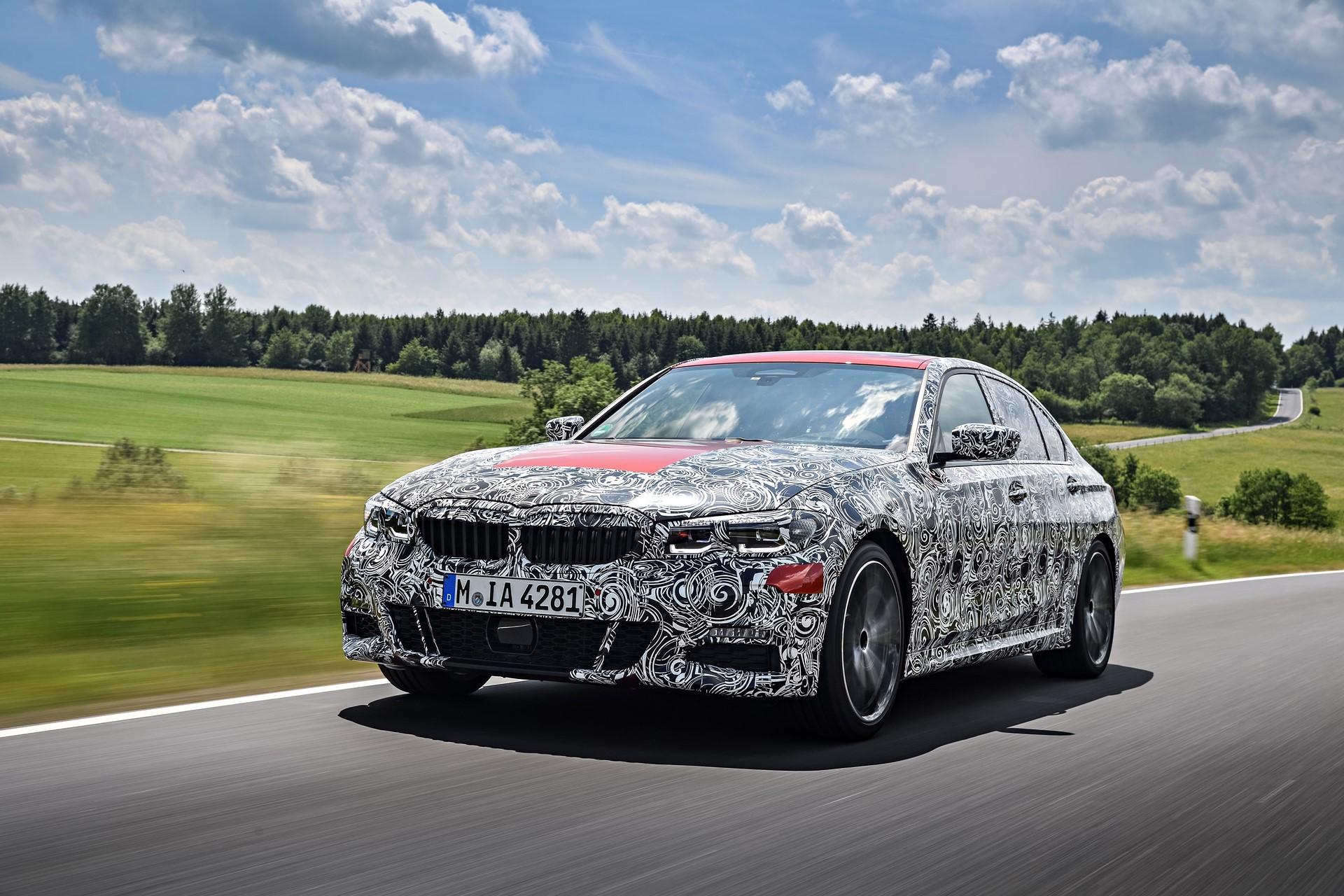 BMW 3-Series 2019 Final Testing (27)