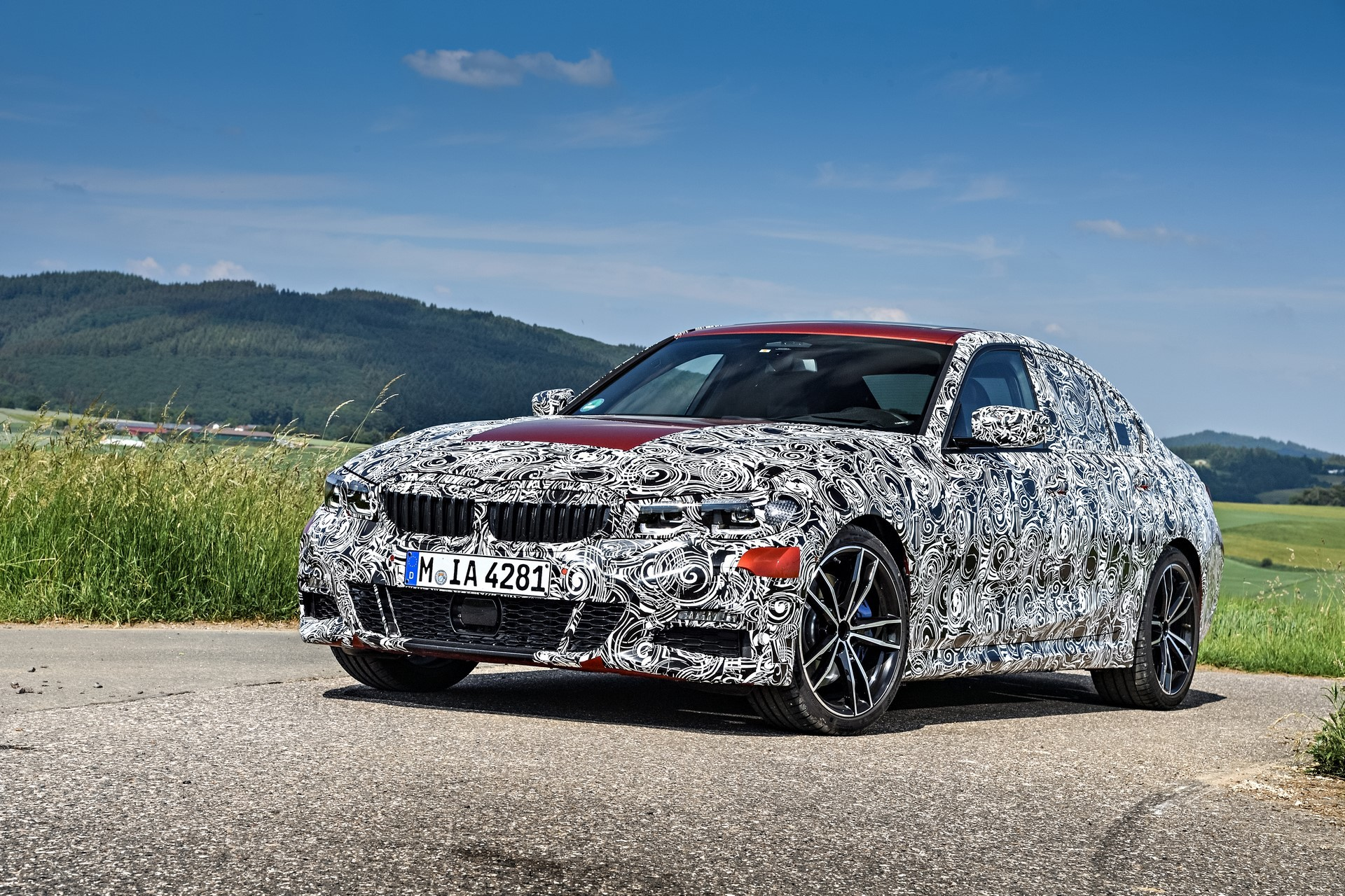 BMW 3-Series 2019 Final Testing (31)
