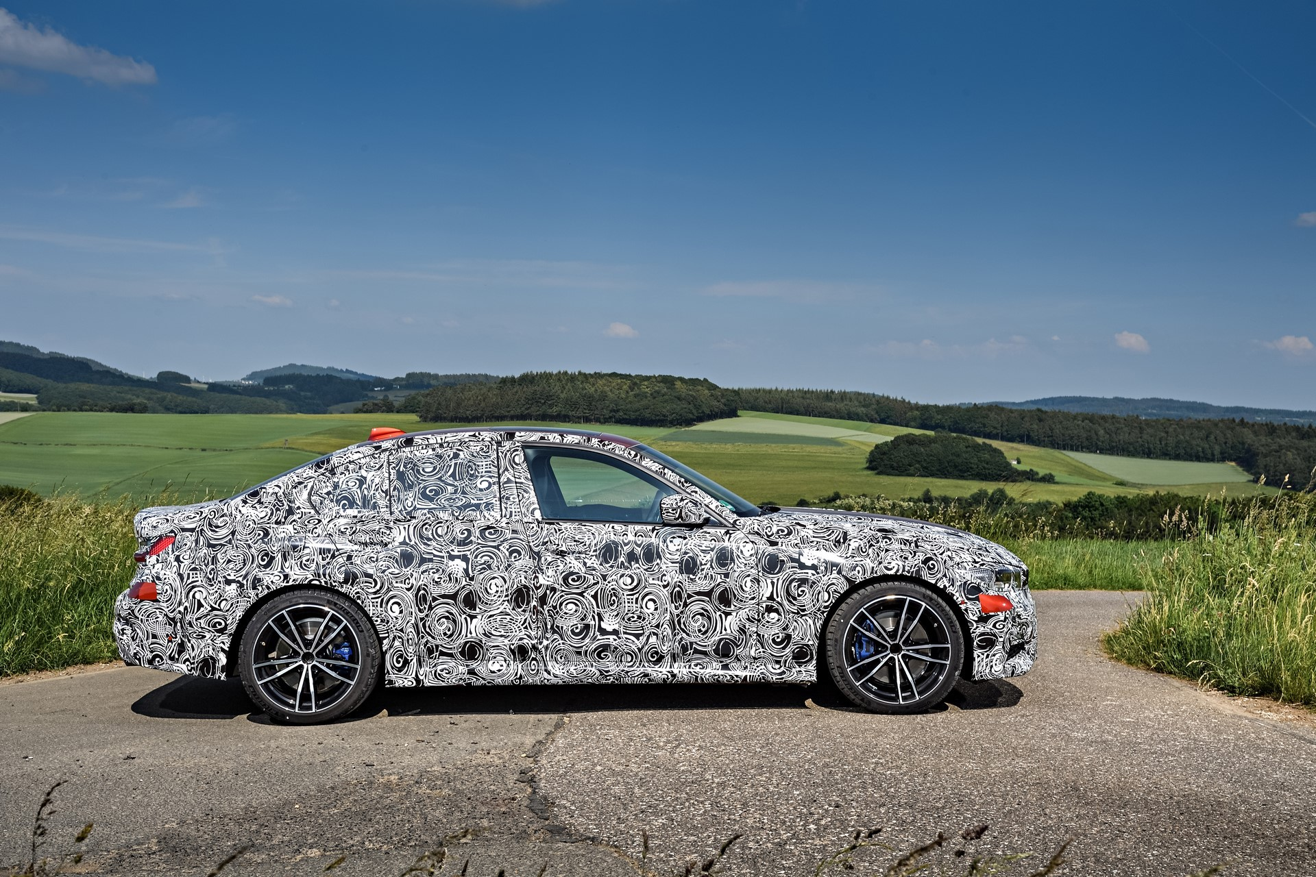 BMW 3-Series 2019 Final Testing (33)