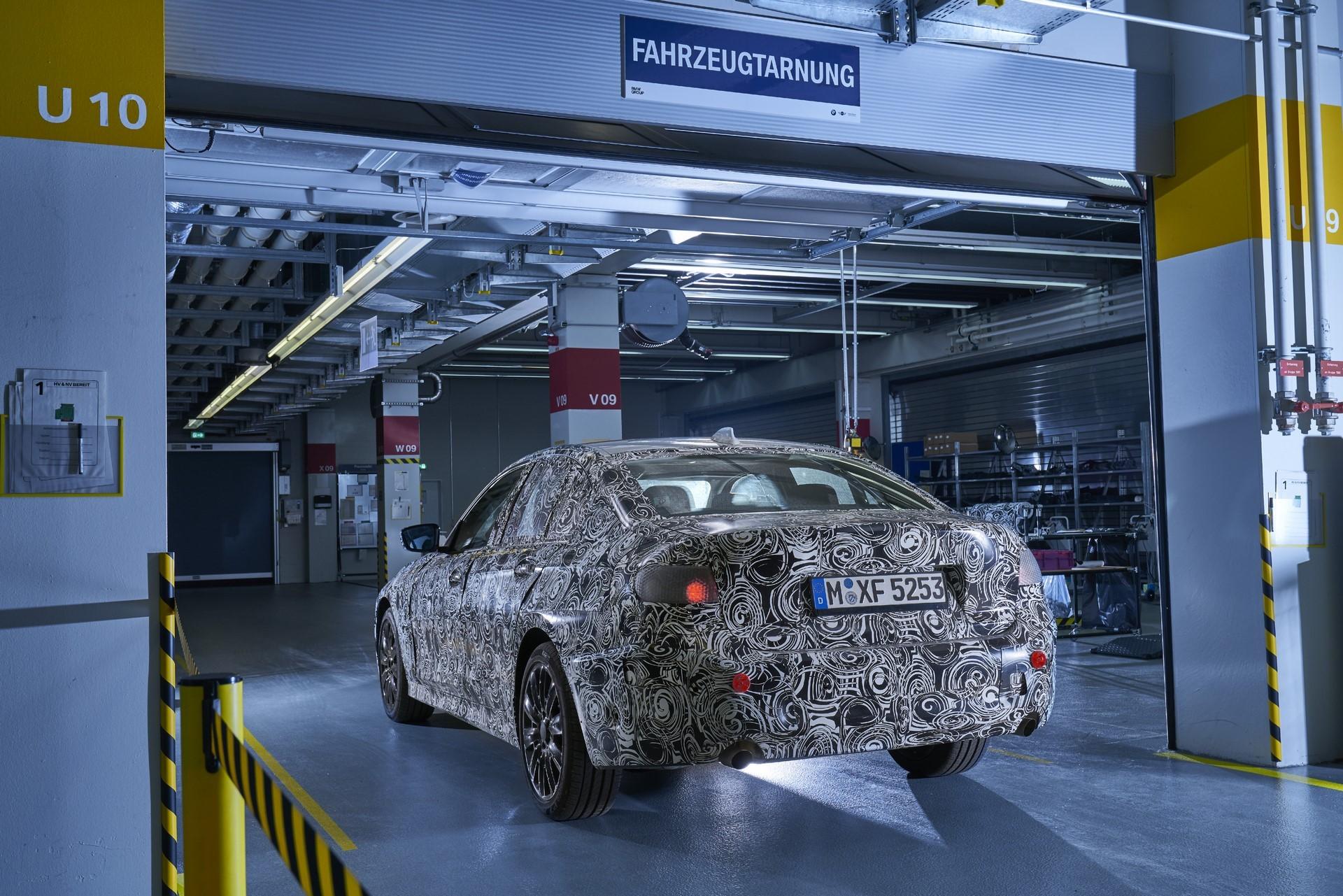 BMW 3-Series 2019 Final Testing (35)