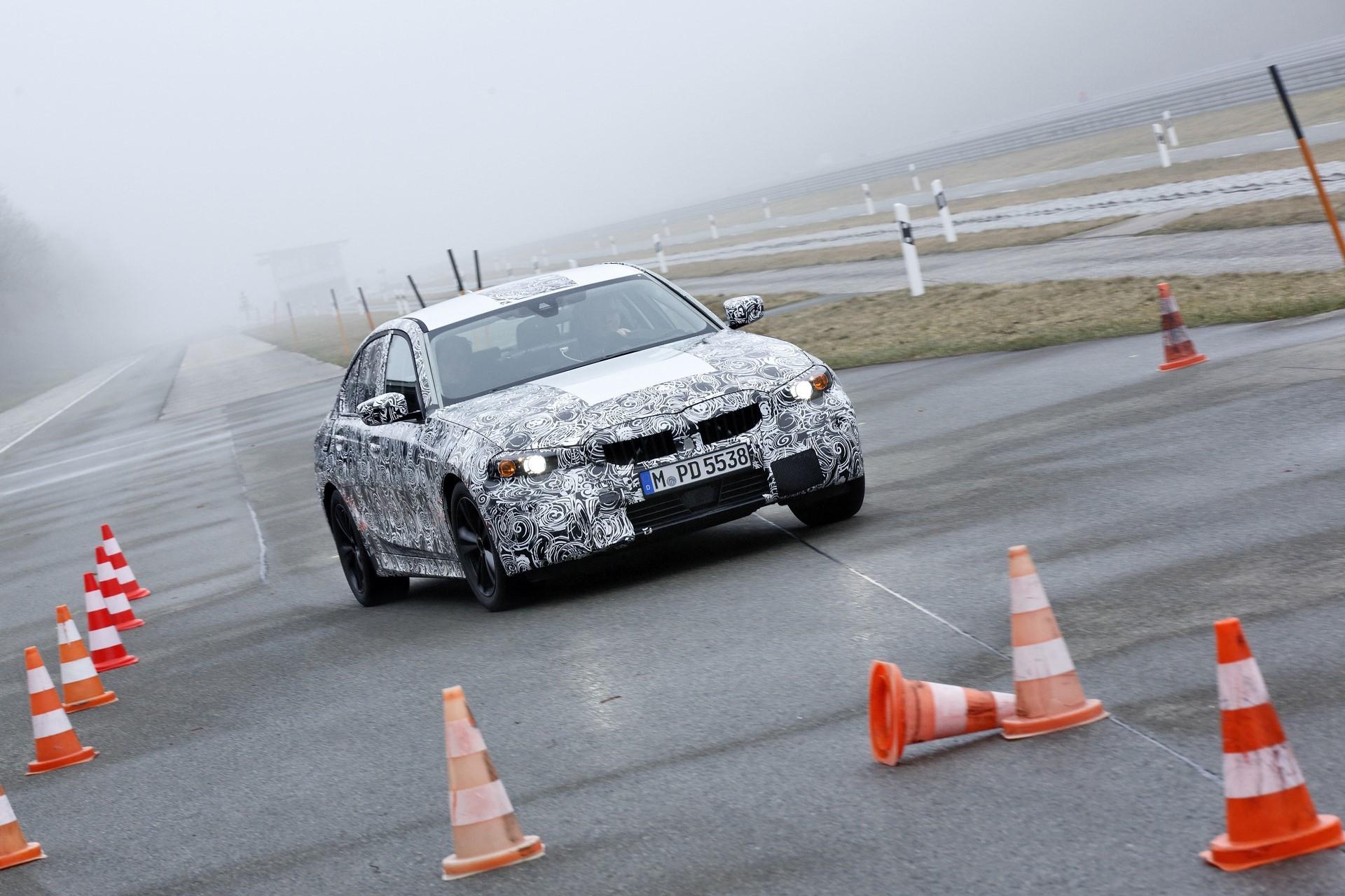 BMW 3-Series 2019 Final Testing (4)