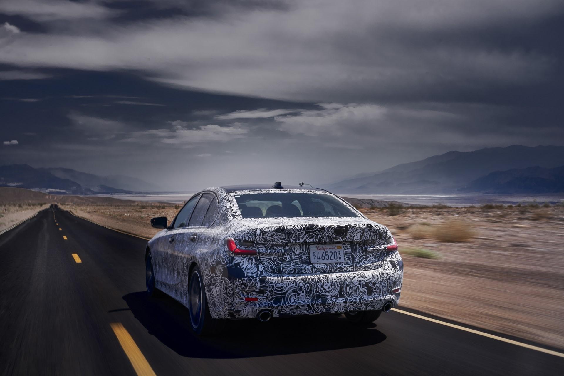 BMW 3-Series 2019 Final Testing (7)