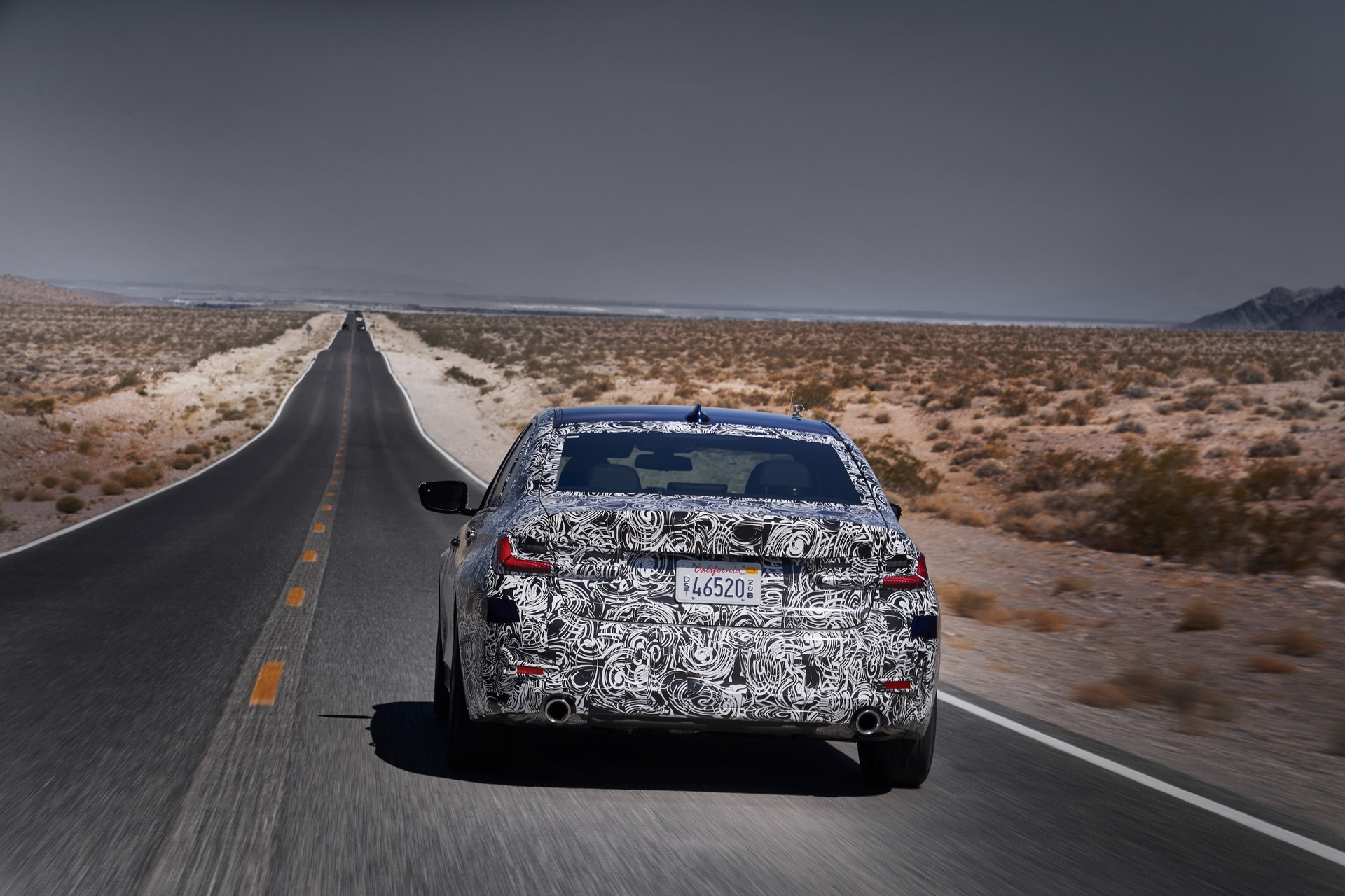 BMW 3-Series 2019 Final Testing (8)