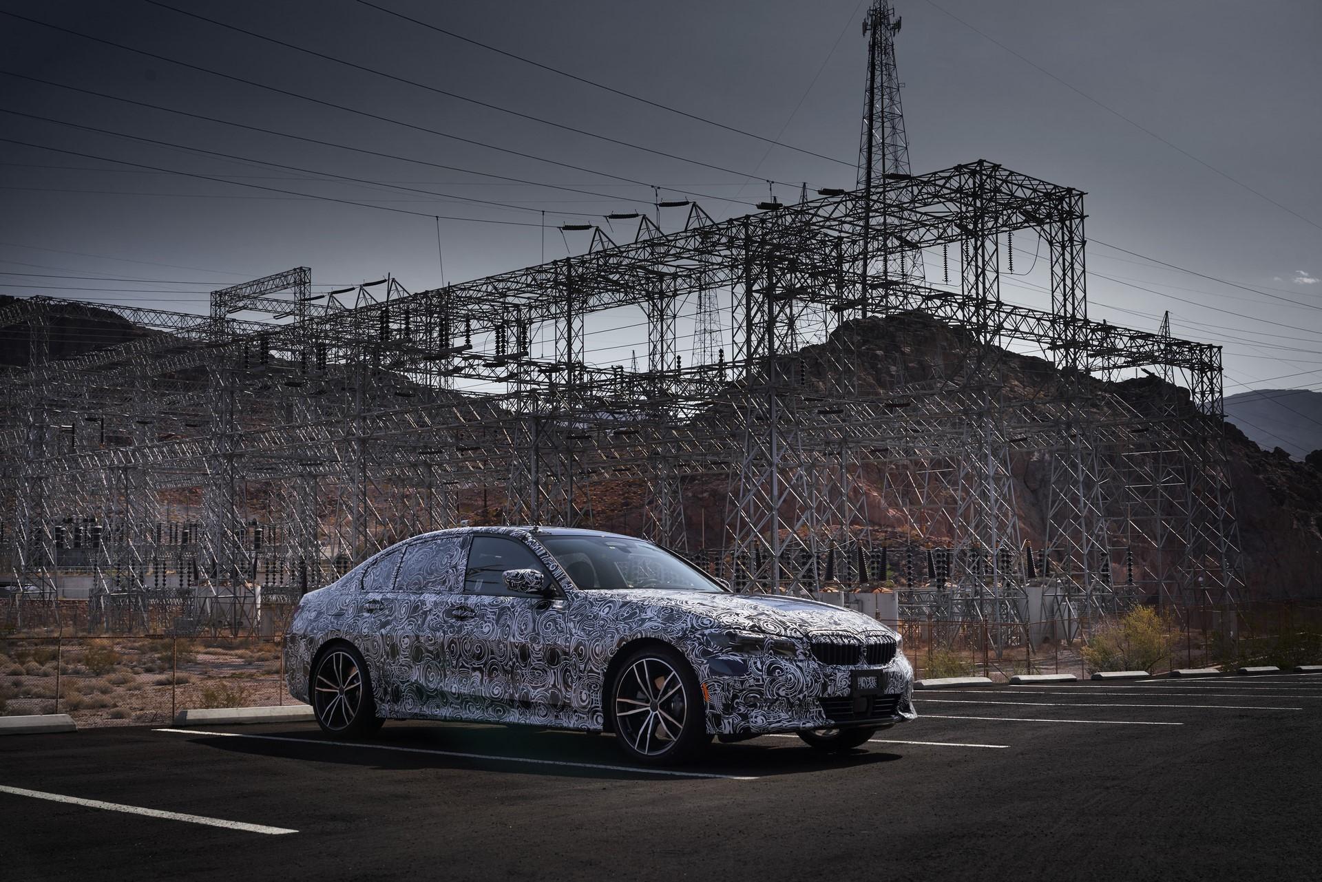 BMW 3-Series 2019 Final Testing (9)