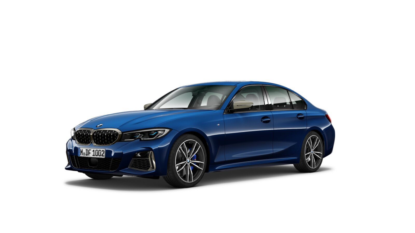 BMW 3 Series 2019 leaked photos (1)