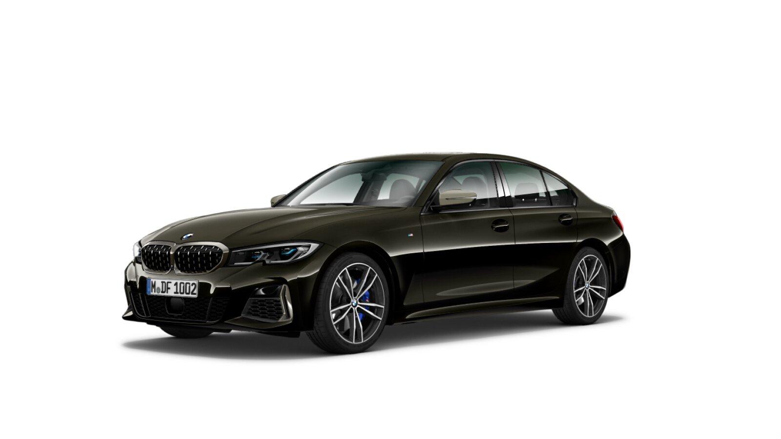 BMW 3 Series 2019 leaked photos (10)