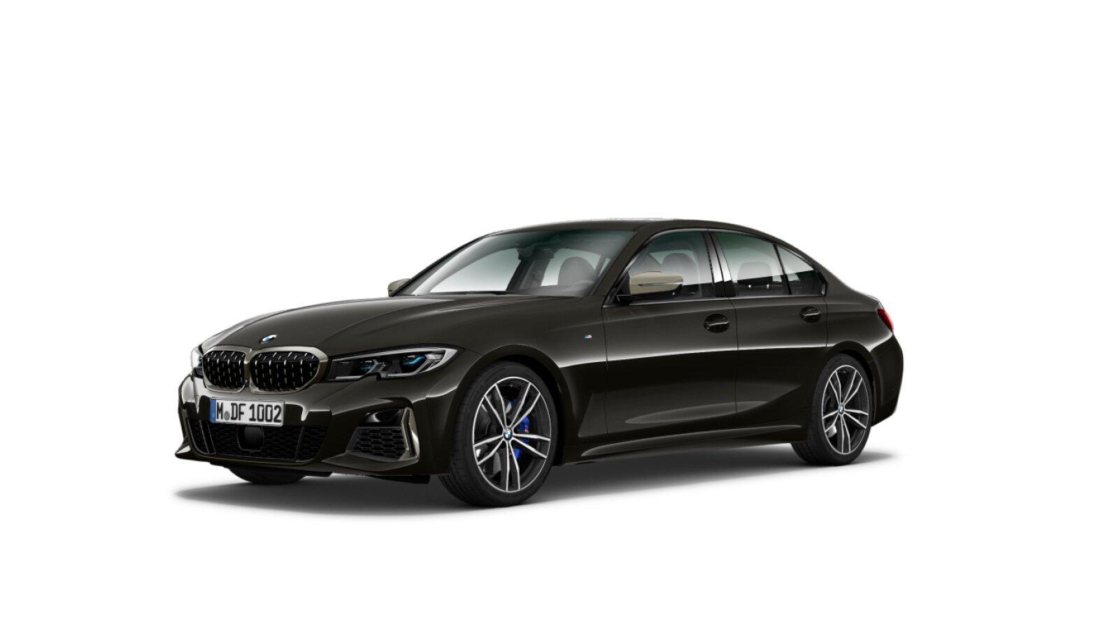 BMW 3 Series 2019 leaked photos (12)