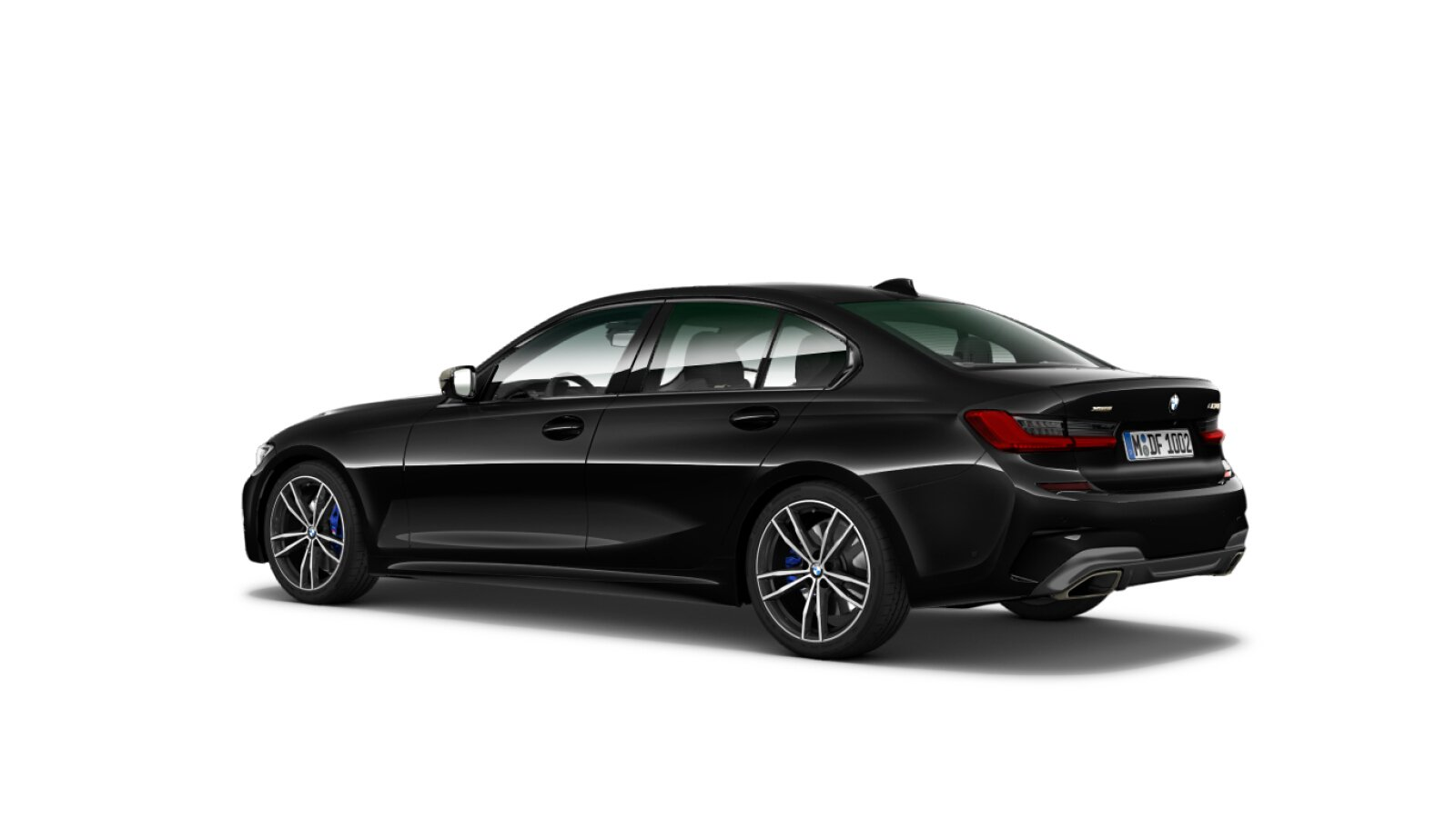 BMW 3 Series 2019 leaked photos (13)