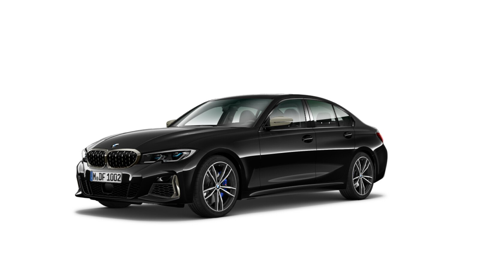 BMW 3 Series 2019 leaked photos (14)