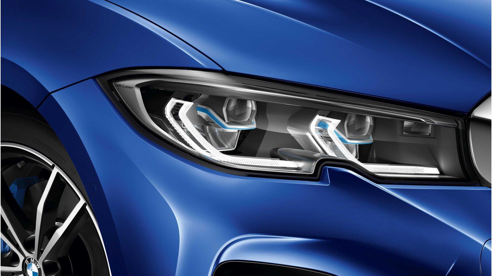 BMW 3 Series 2019 leaked photos (16)