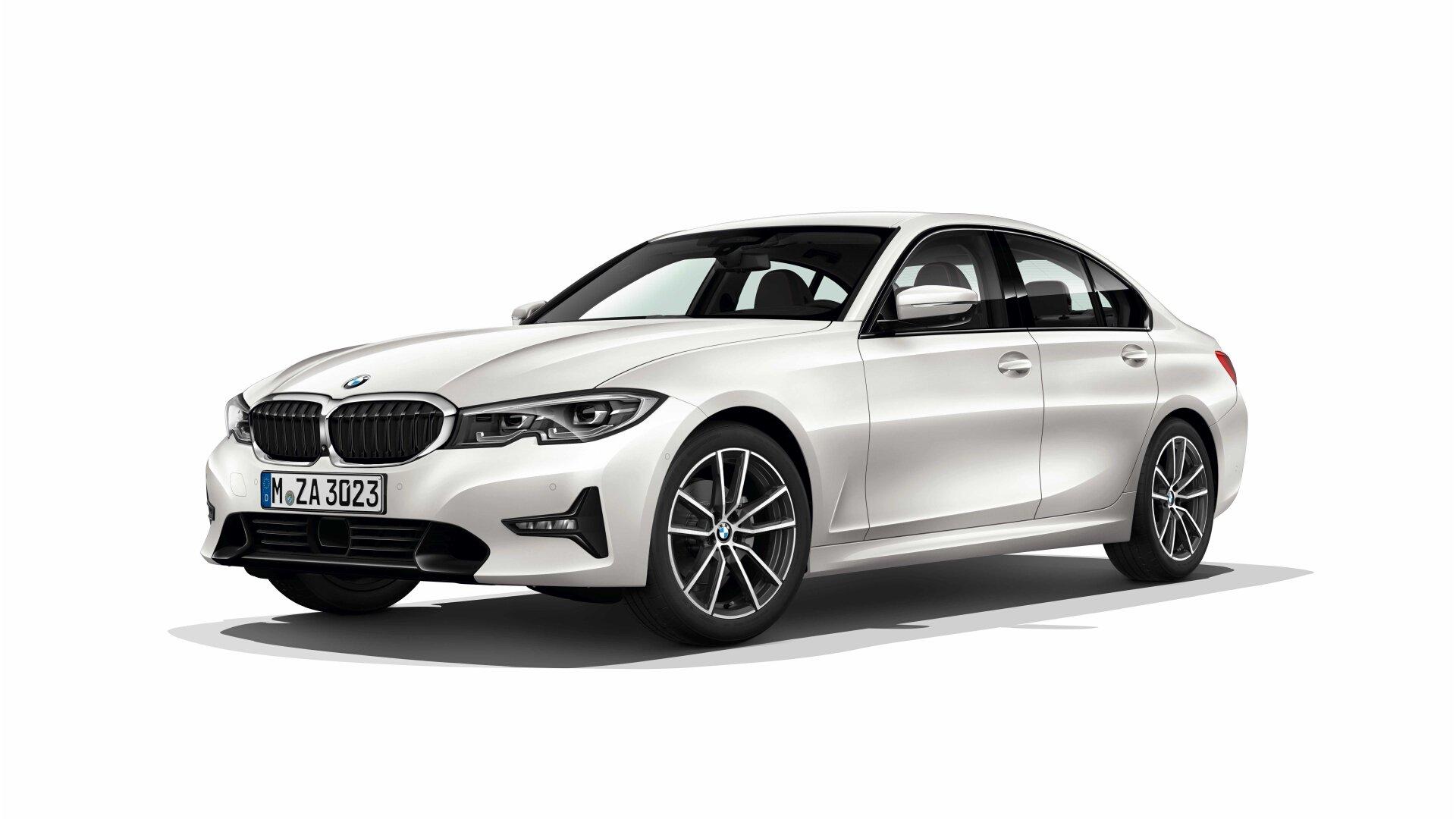 BMW 3 Series 2019 leaked photos (18)