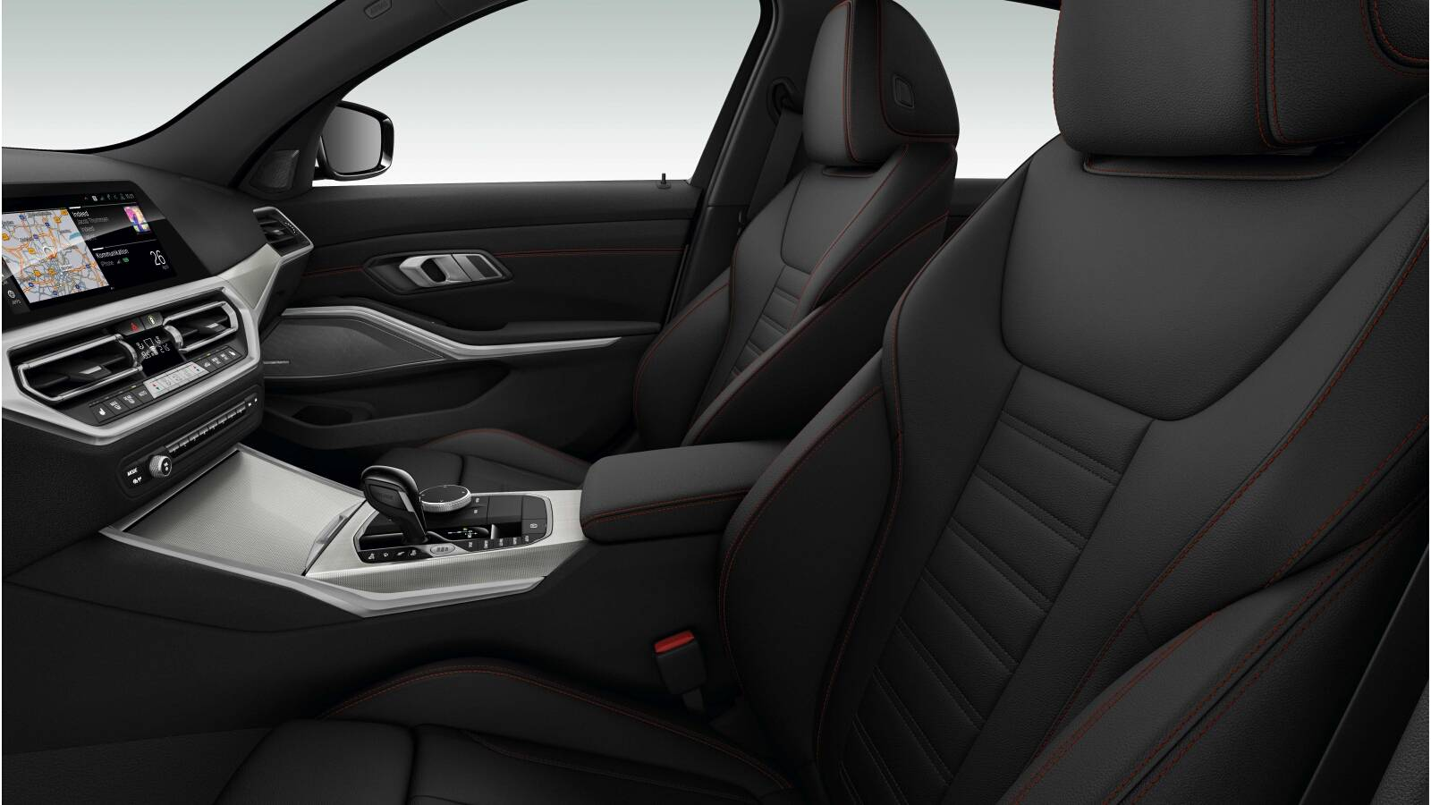 BMW 3 Series 2019 leaked photos (21)