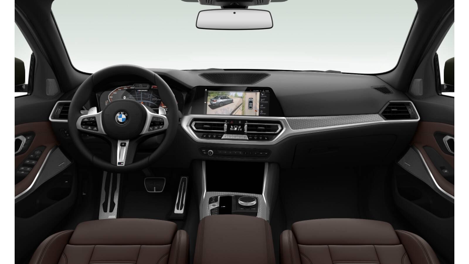 BMW 3 Series 2019 leaked photos (22)