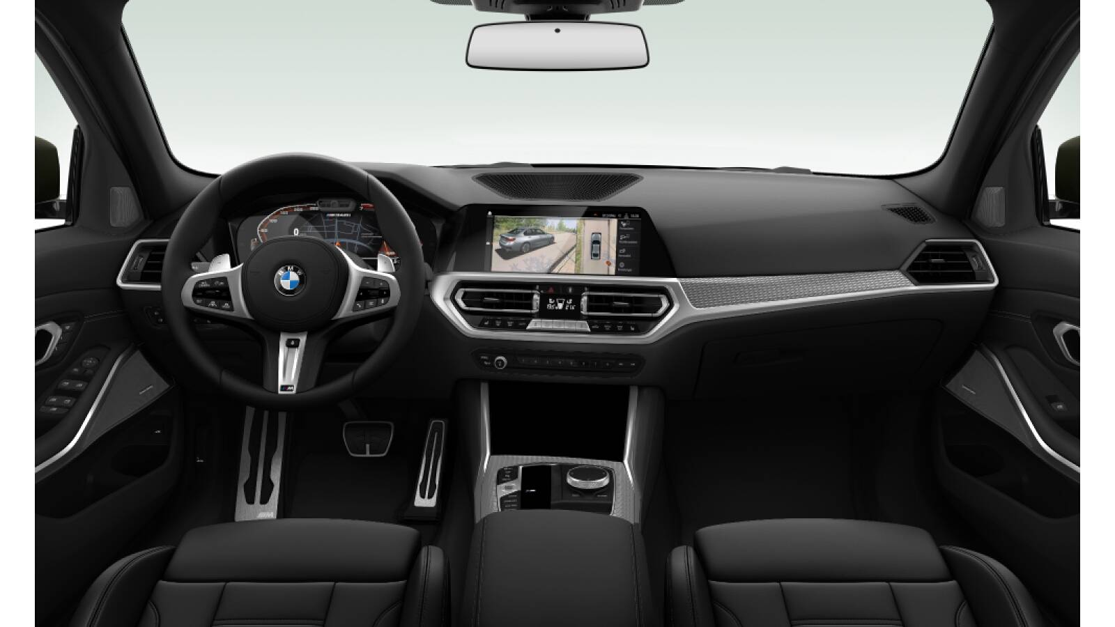 BMW 3 Series 2019 leaked photos (23)