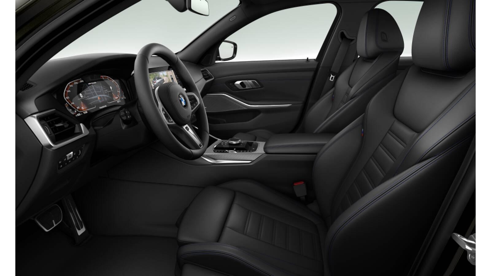 BMW 3 Series 2019 leaked photos (24)