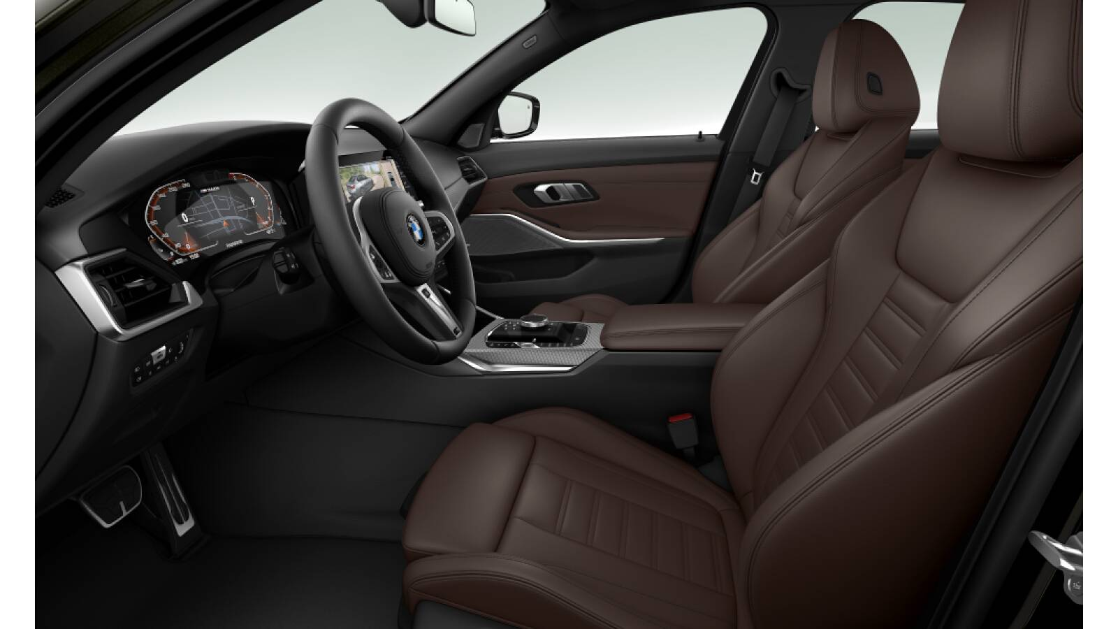 BMW 3 Series 2019 leaked photos (25)