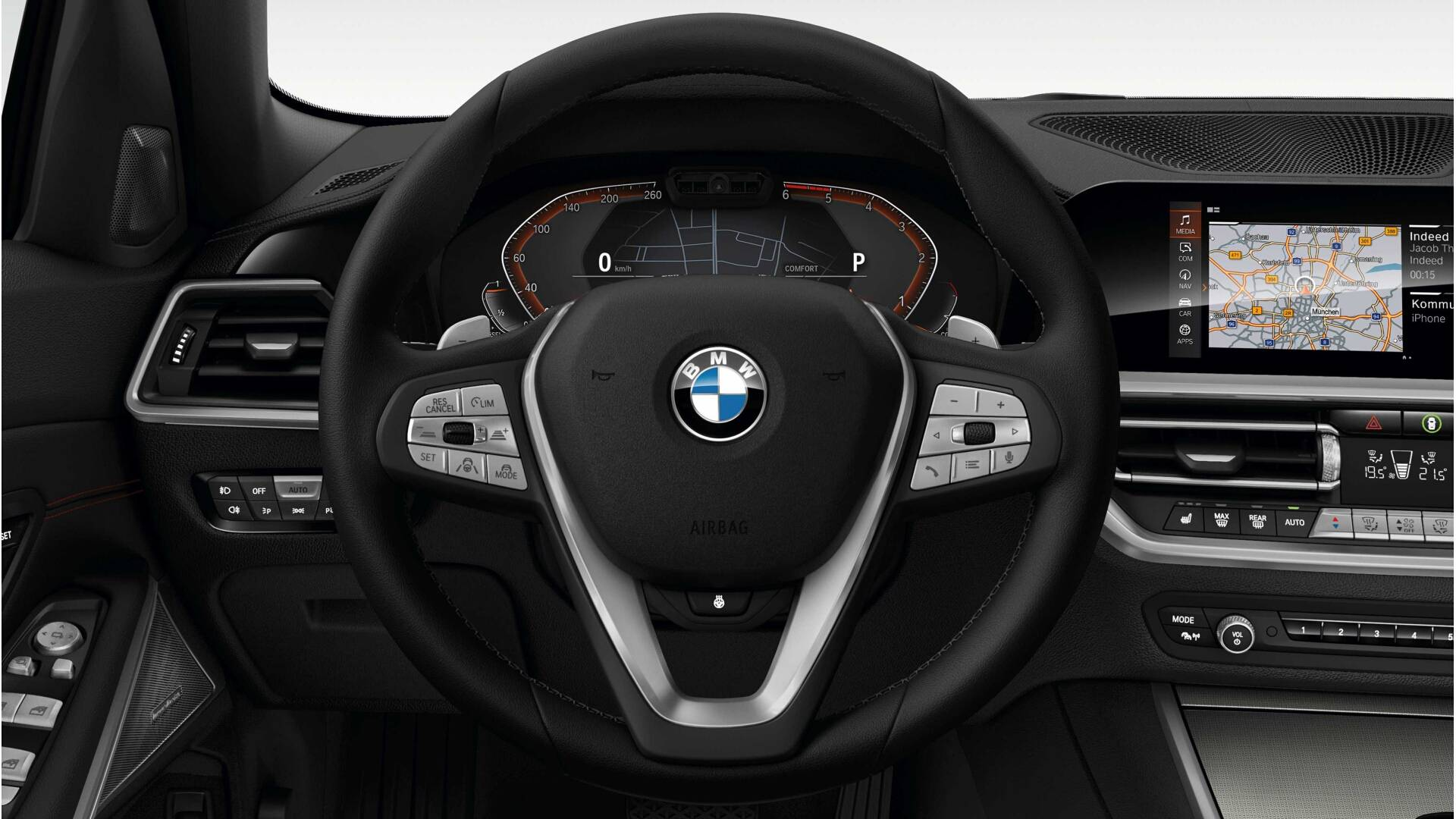 BMW 3 Series 2019 leaked photos (26)