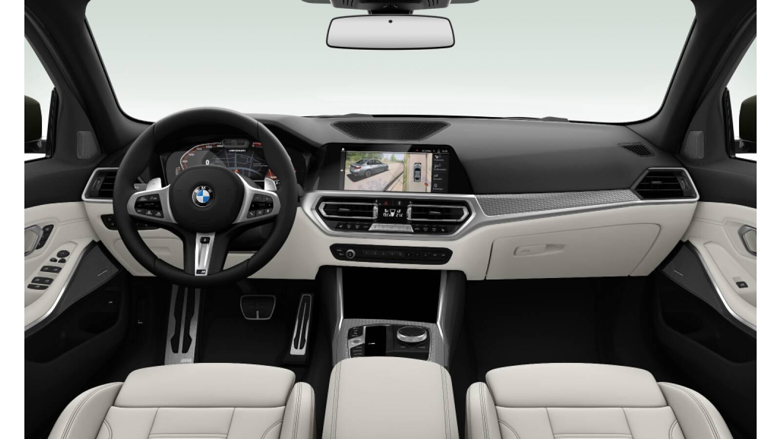 BMW 3 Series 2019 leaked photos (27)