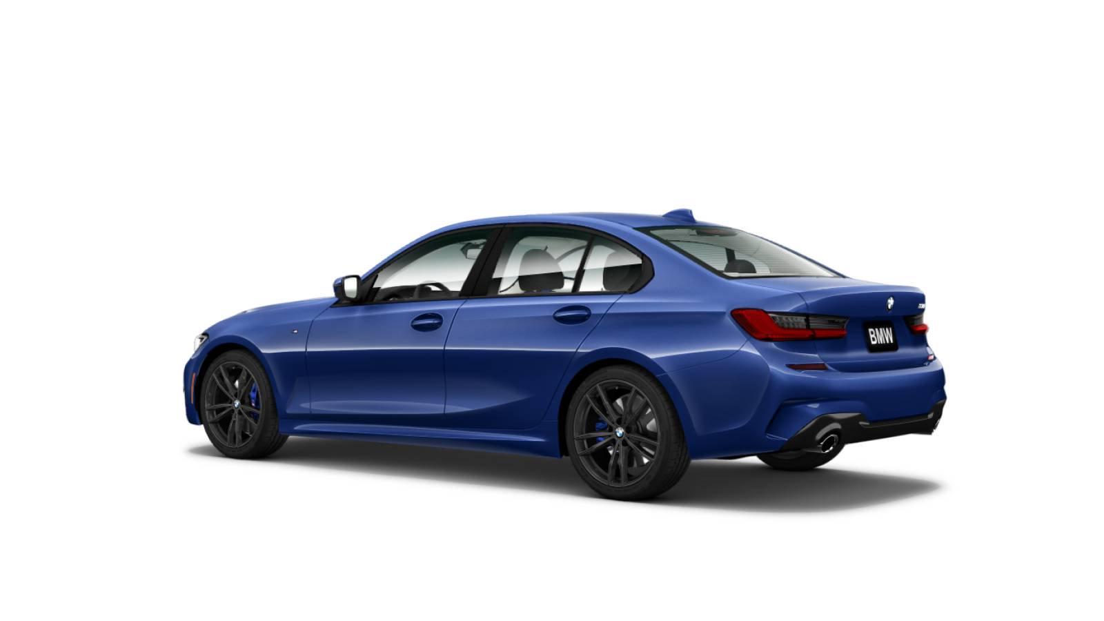 BMW 3 Series 2019 leaked photos (3)