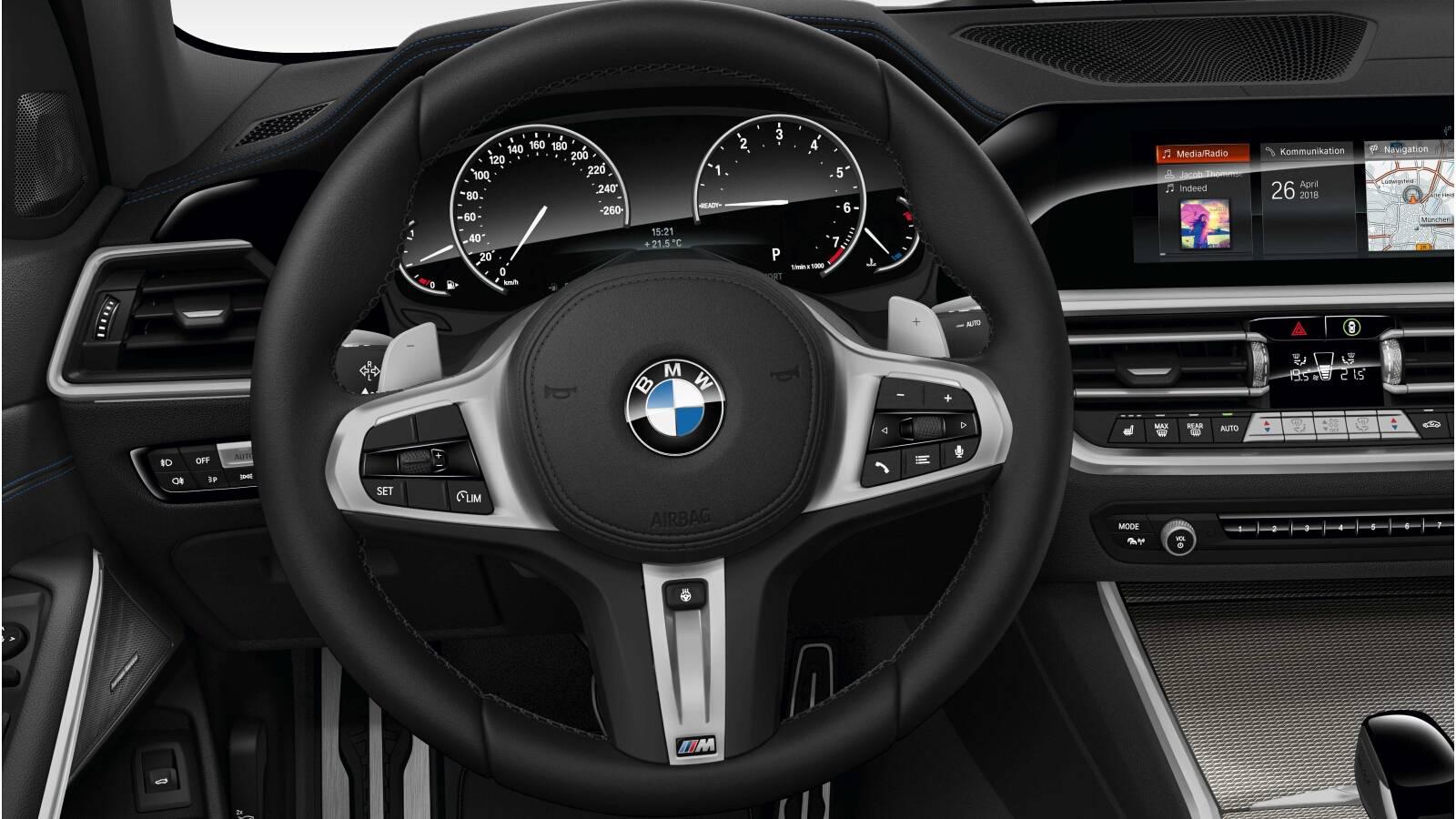 BMW 3 Series 2019 leaked photos (30)