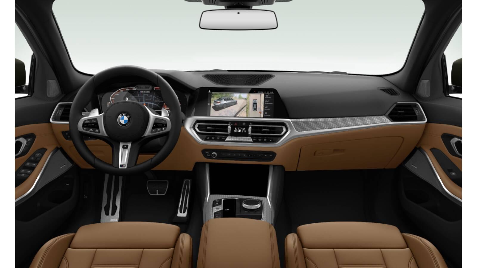 BMW 3 Series 2019 leaked photos (31)
