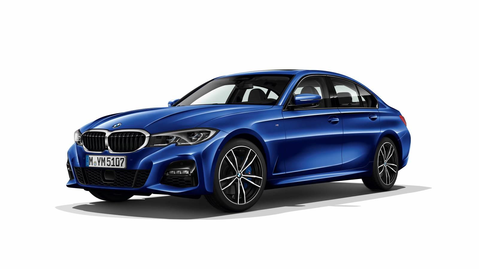 BMW 3 Series 2019 leaked photos (4)