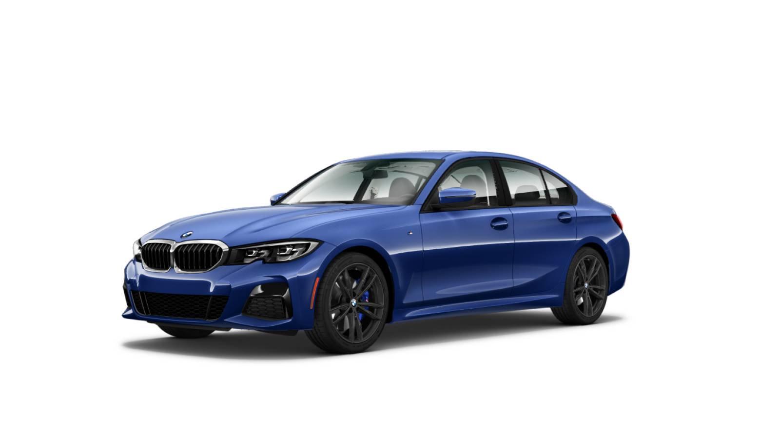 BMW 3 Series 2019 leaked photos (5)