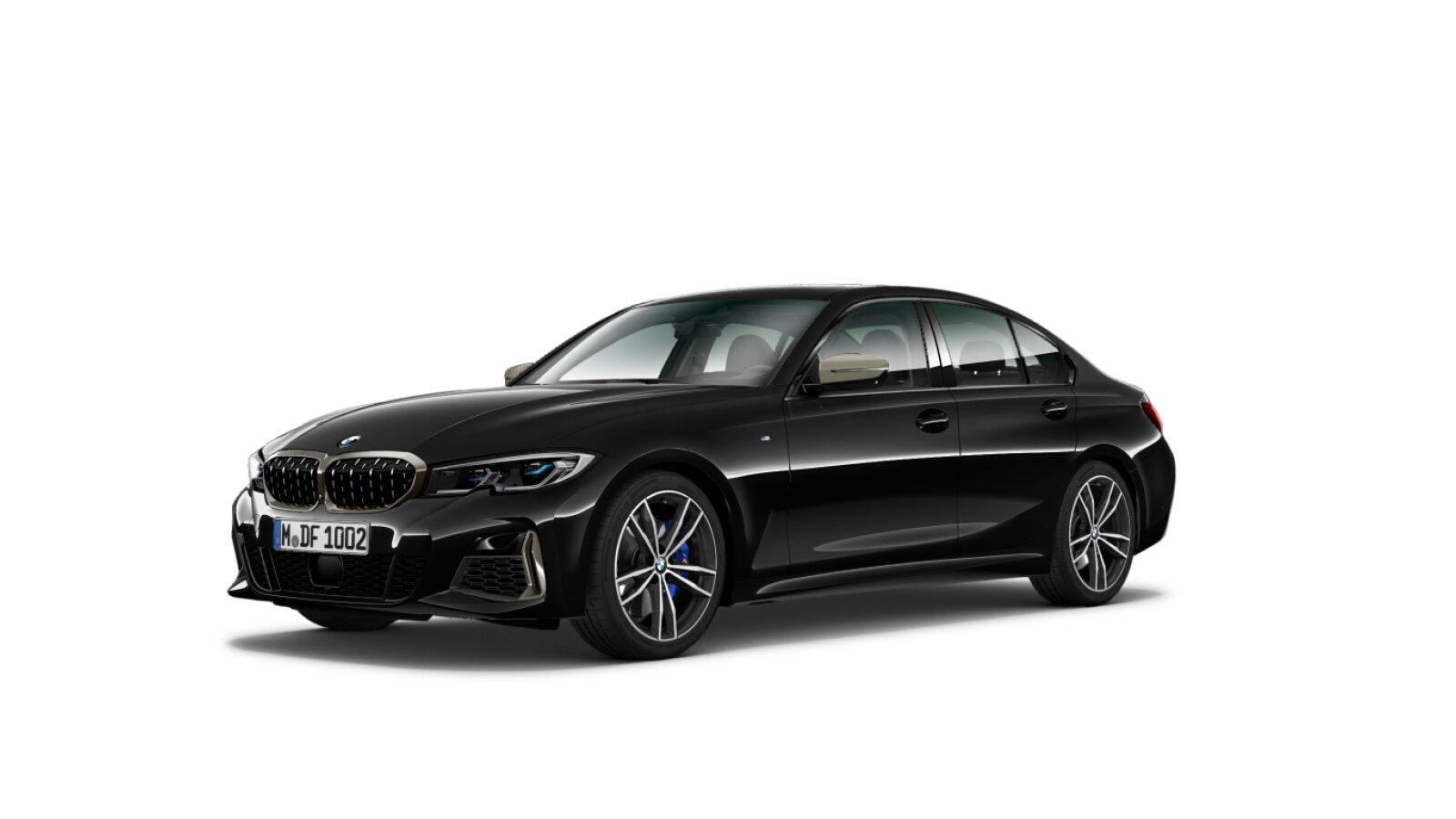 BMW 3 Series 2019 leaked photos (7)