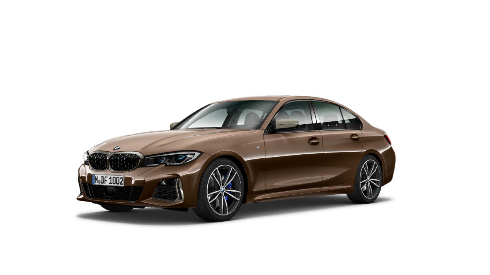 BMW 3 Series 2019 leaked photos (8)