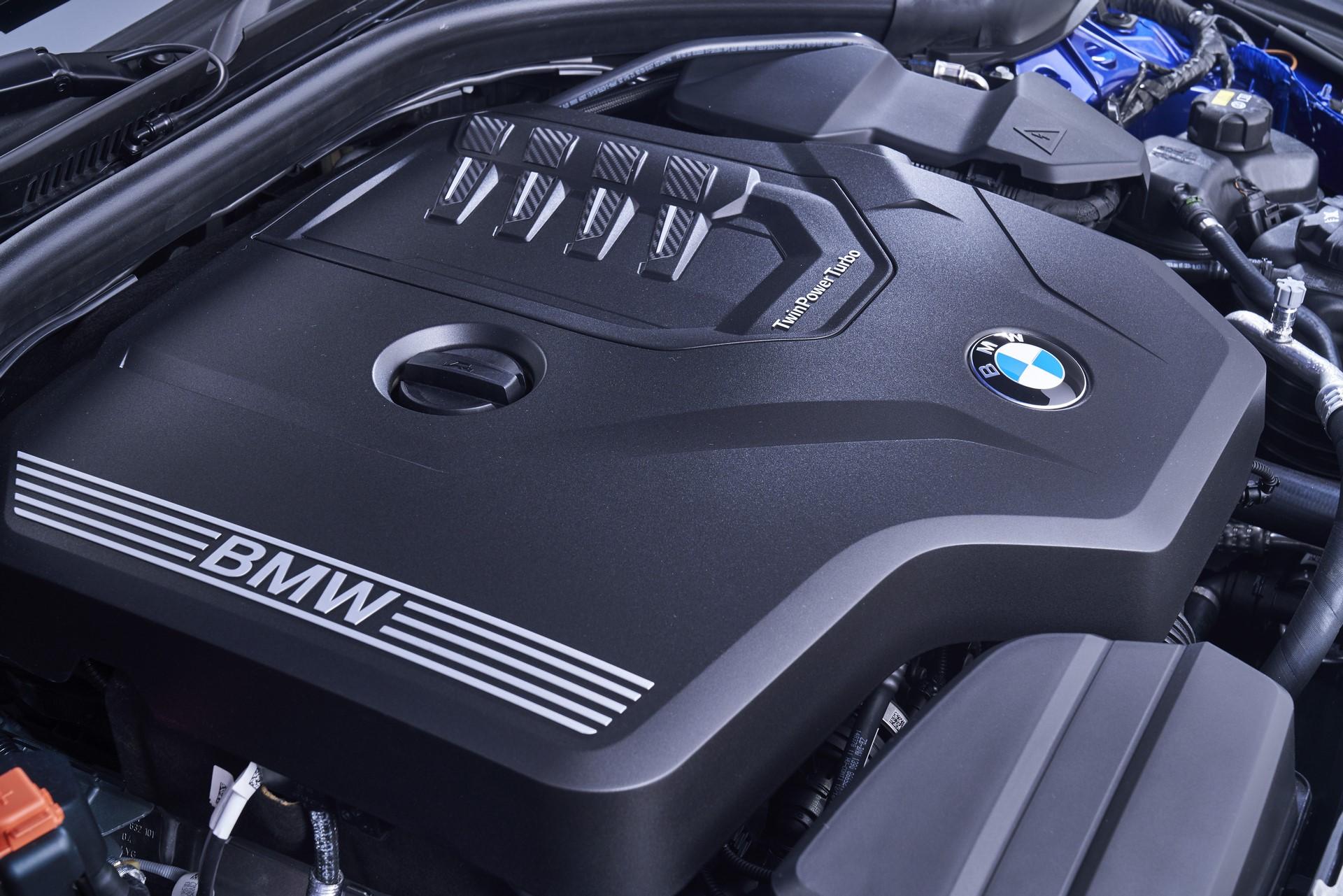 BMW 3-Series 2019 (143)
