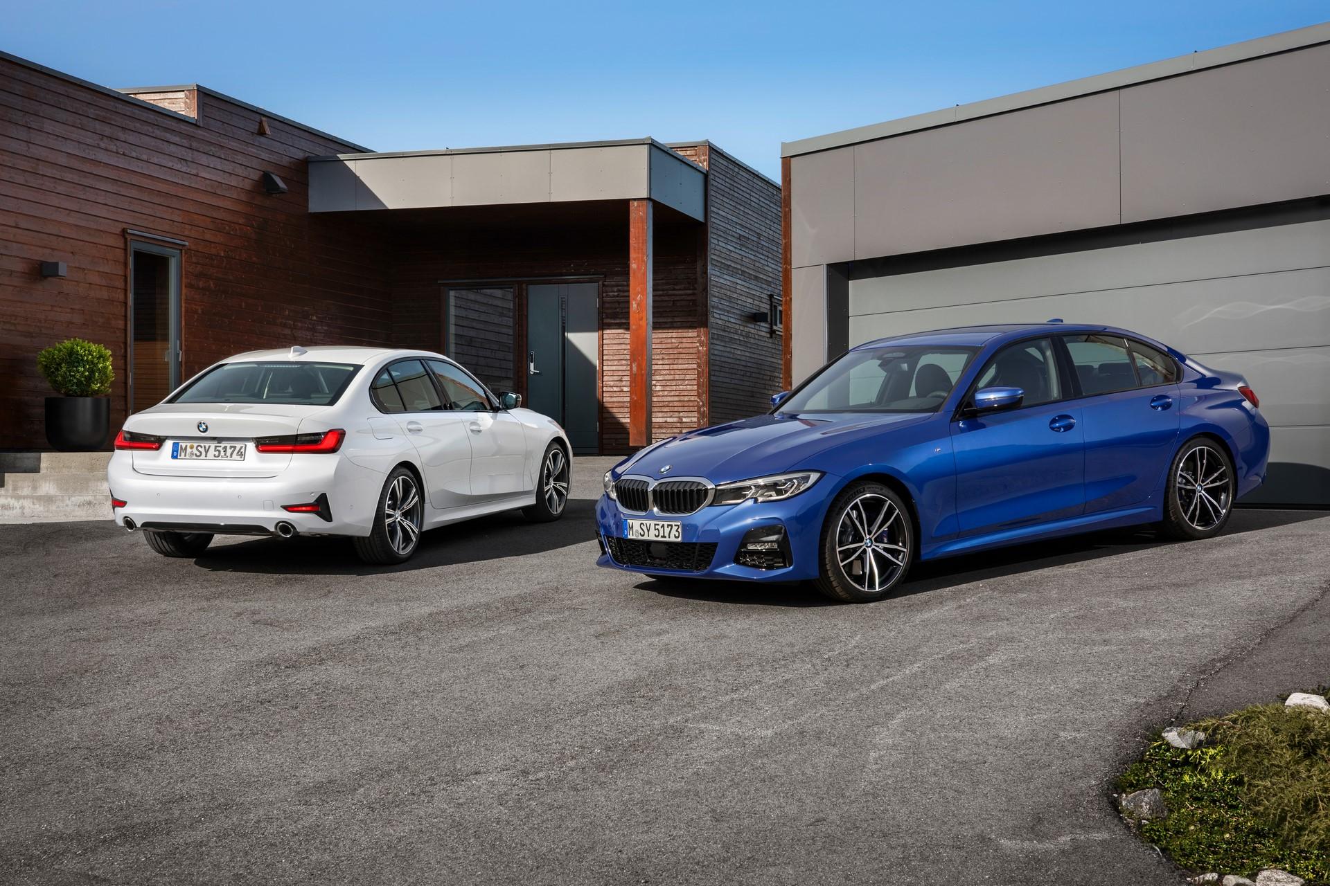 BMW 3-Series 2019 (26)