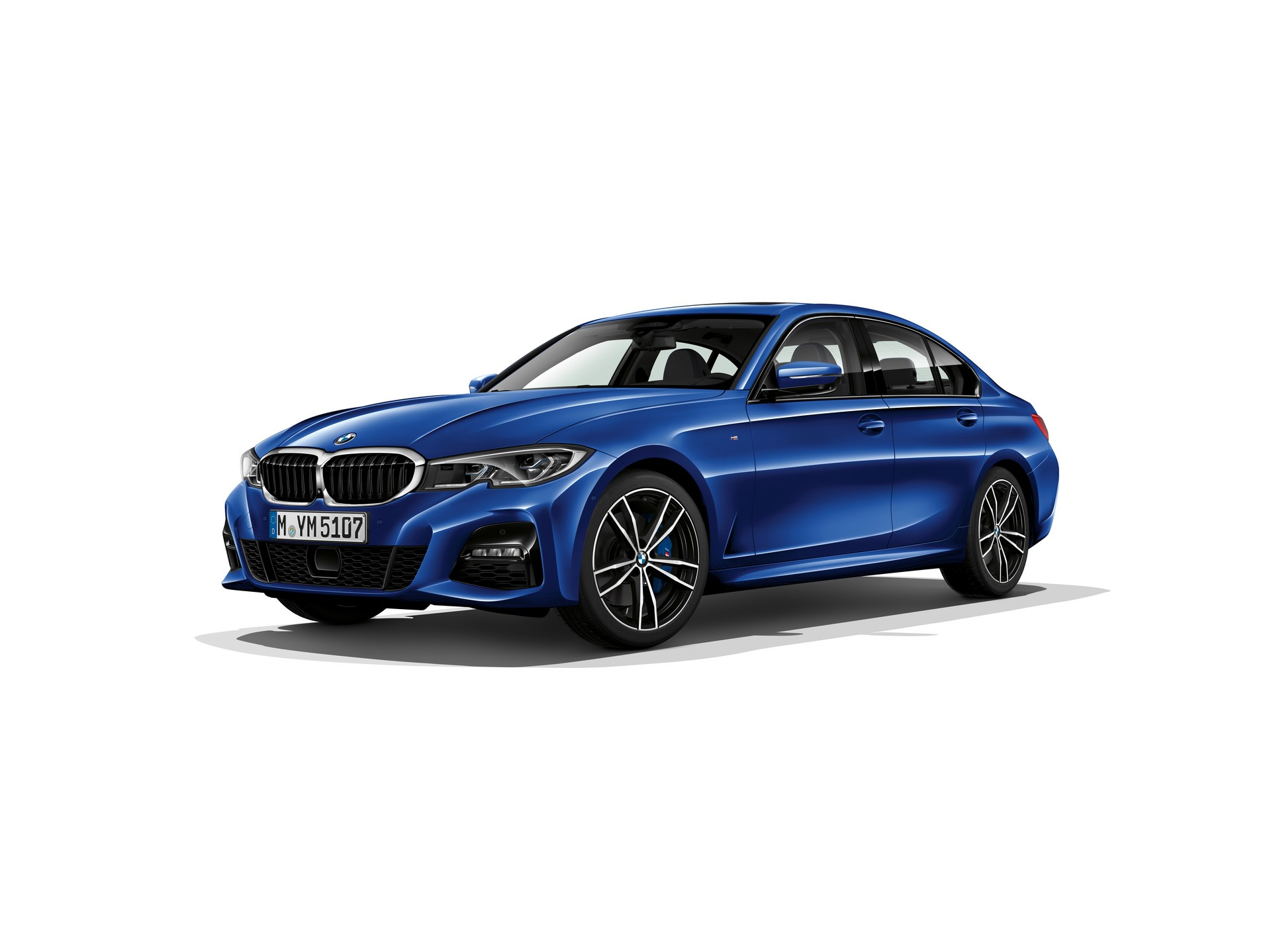 BMW 3-Series 2019 (79)