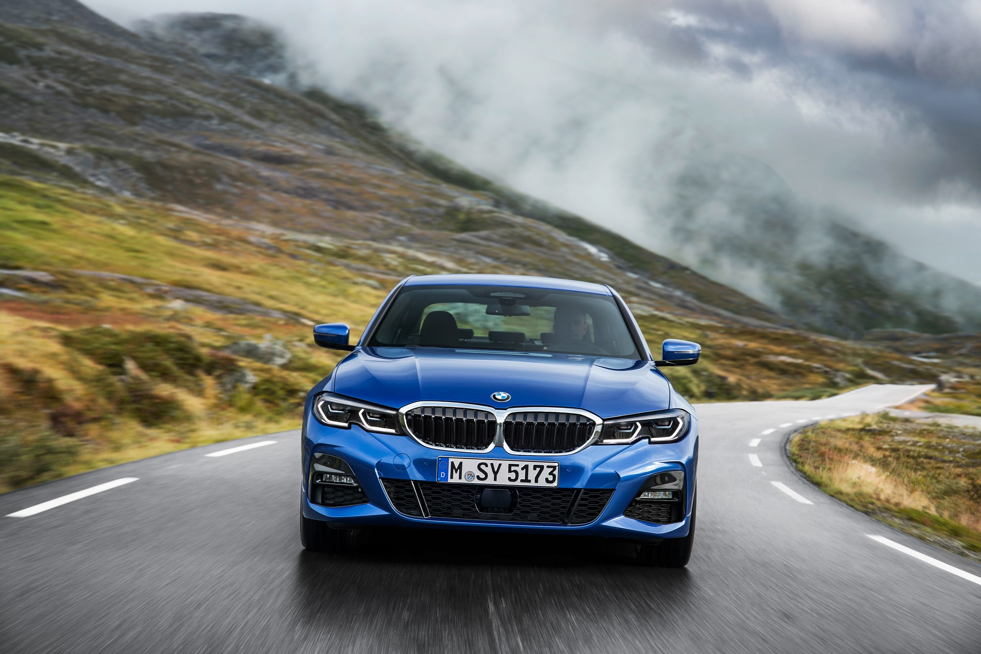 BMW 3-Series 2019 (8)