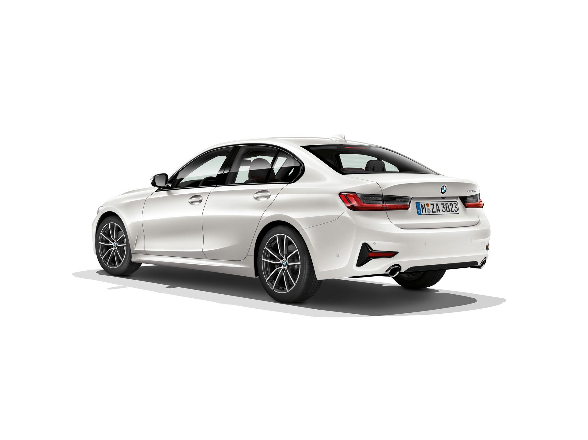 BMW 3-Series 2019 (82)