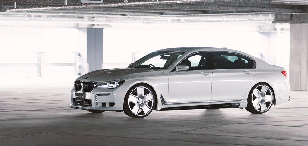 BMW 7-Series by Wald International2