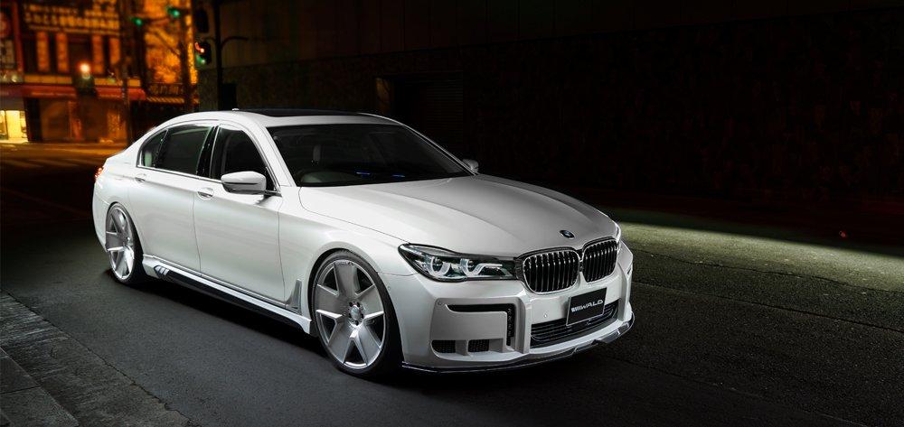 BMW 7-Series by Wald International4