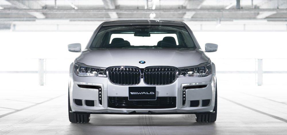 BMW 7-Series by Wald International6