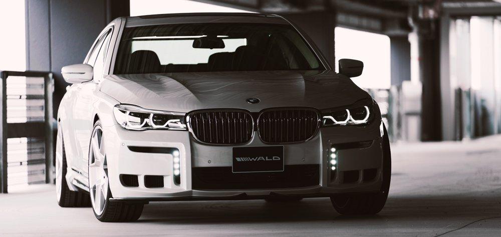 BMW 7-Series by Wald International7