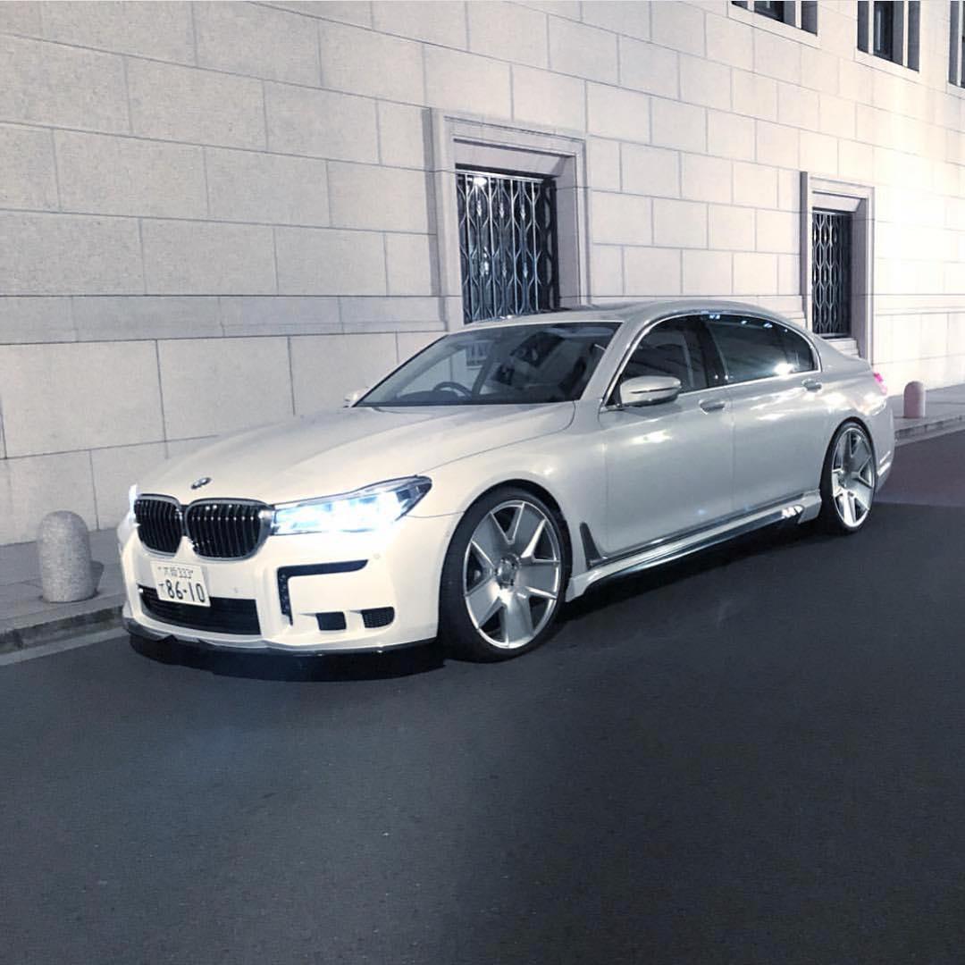 BMW 7-Series by Wald International8