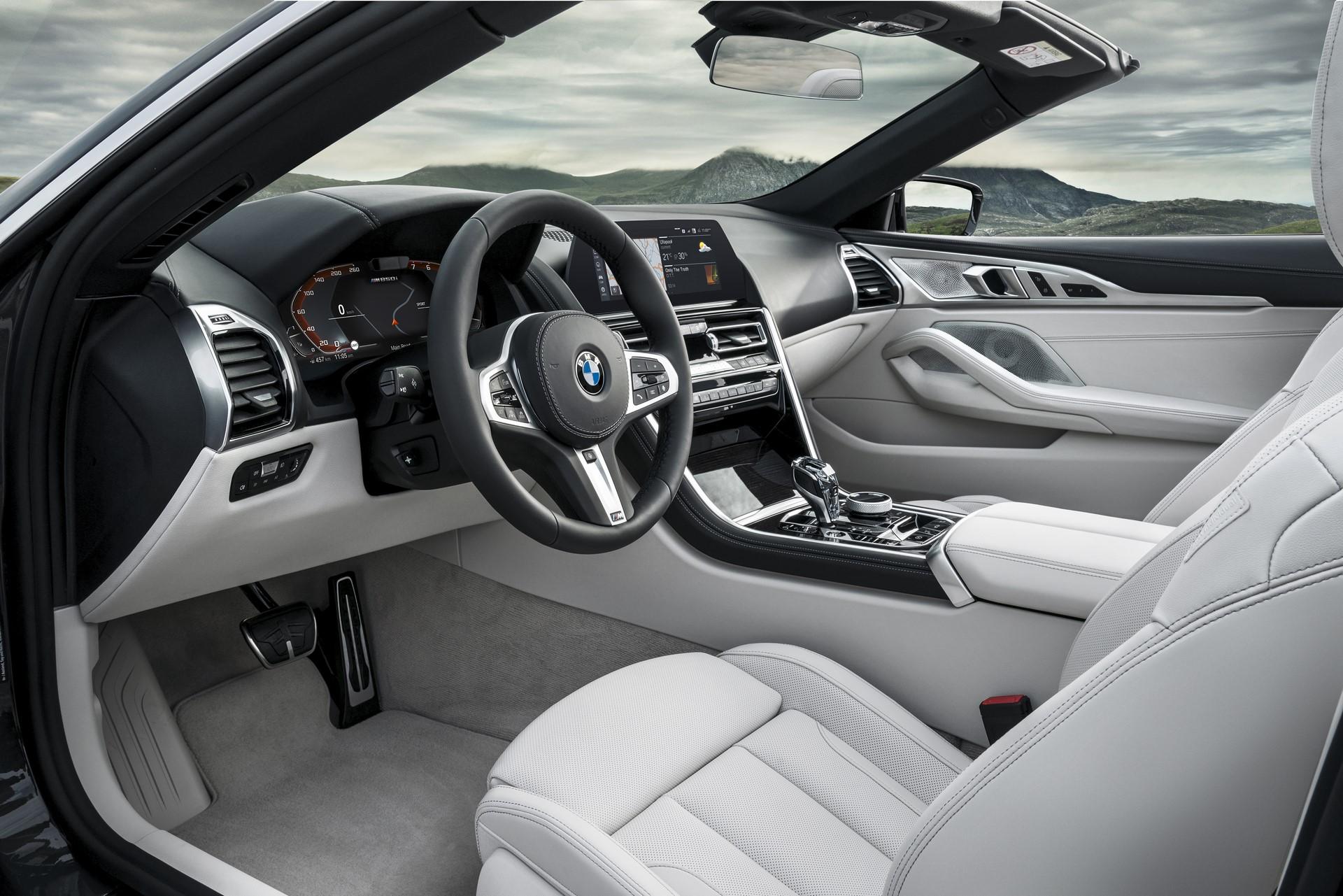 BMW 8 Series Convertible 2019 (16)