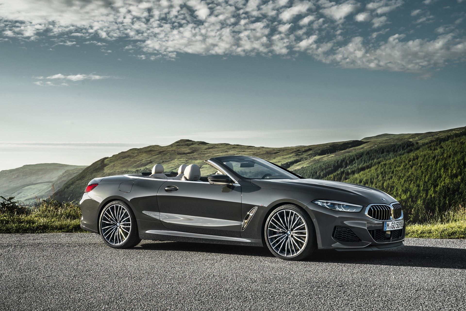 BMW 8 Series Convertible 2019 (33)