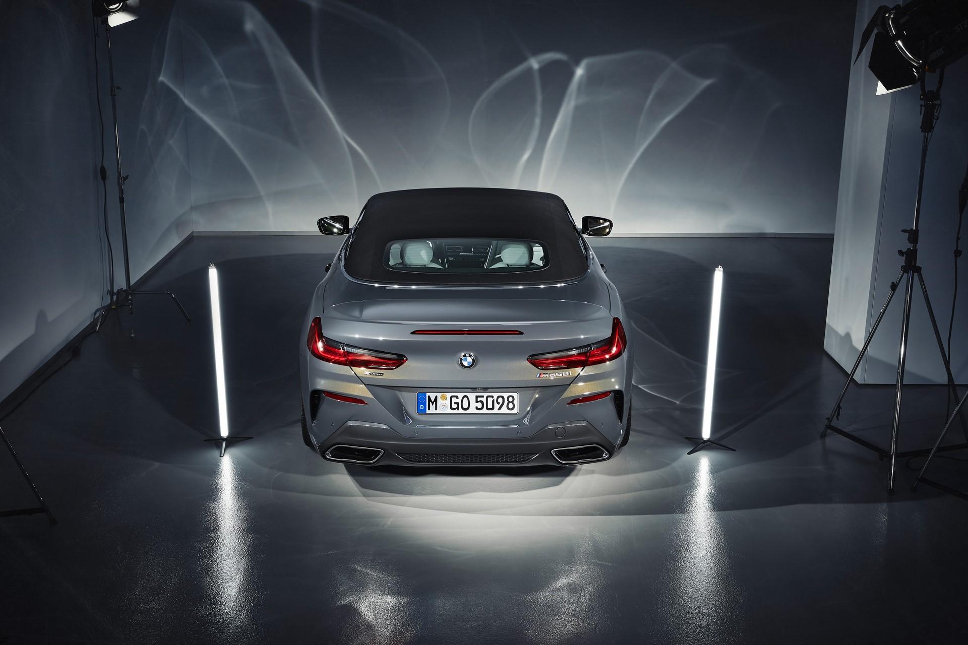 BMW 8 Series Convertible 2019 (55)