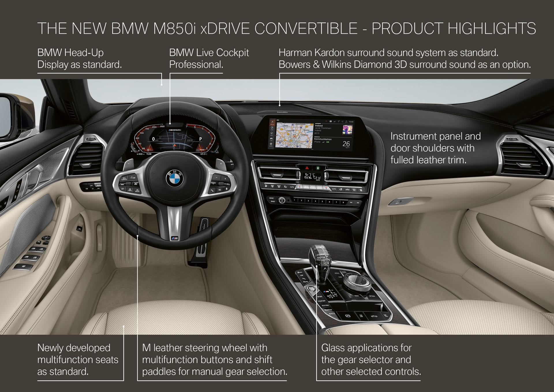 BMW 8 Series Convertible 2019 (76)