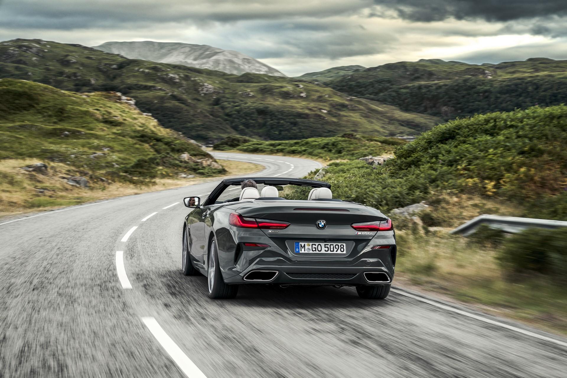 BMW 8 Series Convertible 2019 (9)