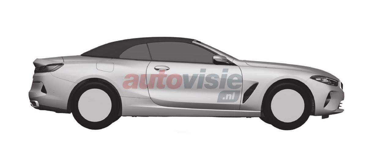 BMW 8-Series Convertible and Gran Coupe patents (4)