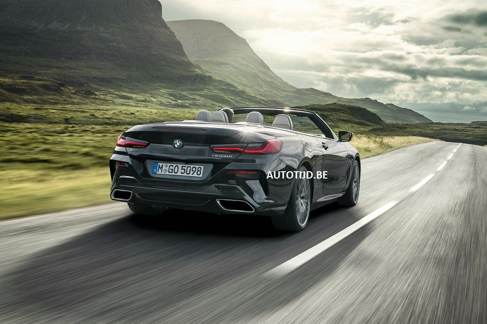 BMW 8-Series Convertible leaked photos (15)