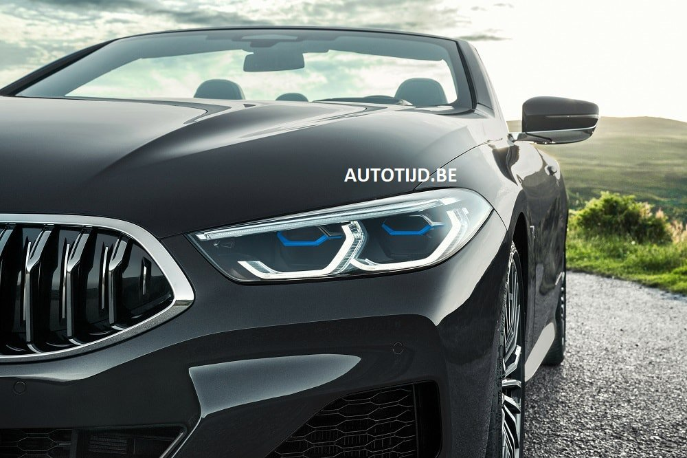 BMW 8-Series Convertible leaked photos (18)