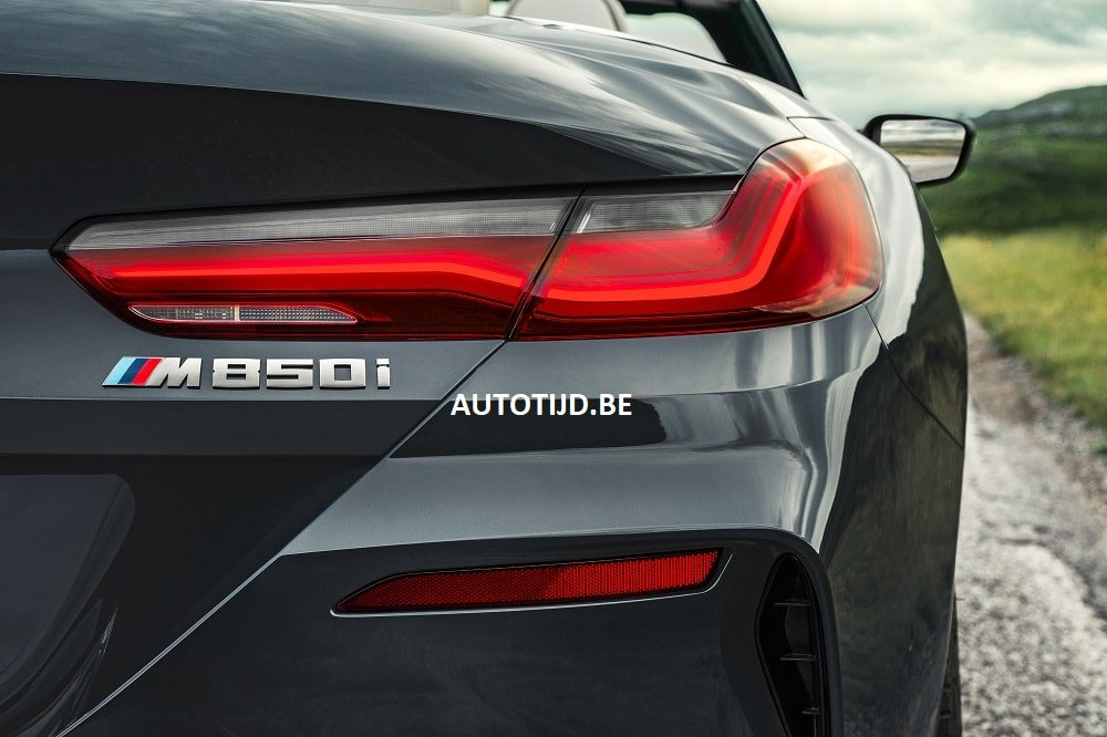 BMW 8-Series Convertible leaked photos (21)