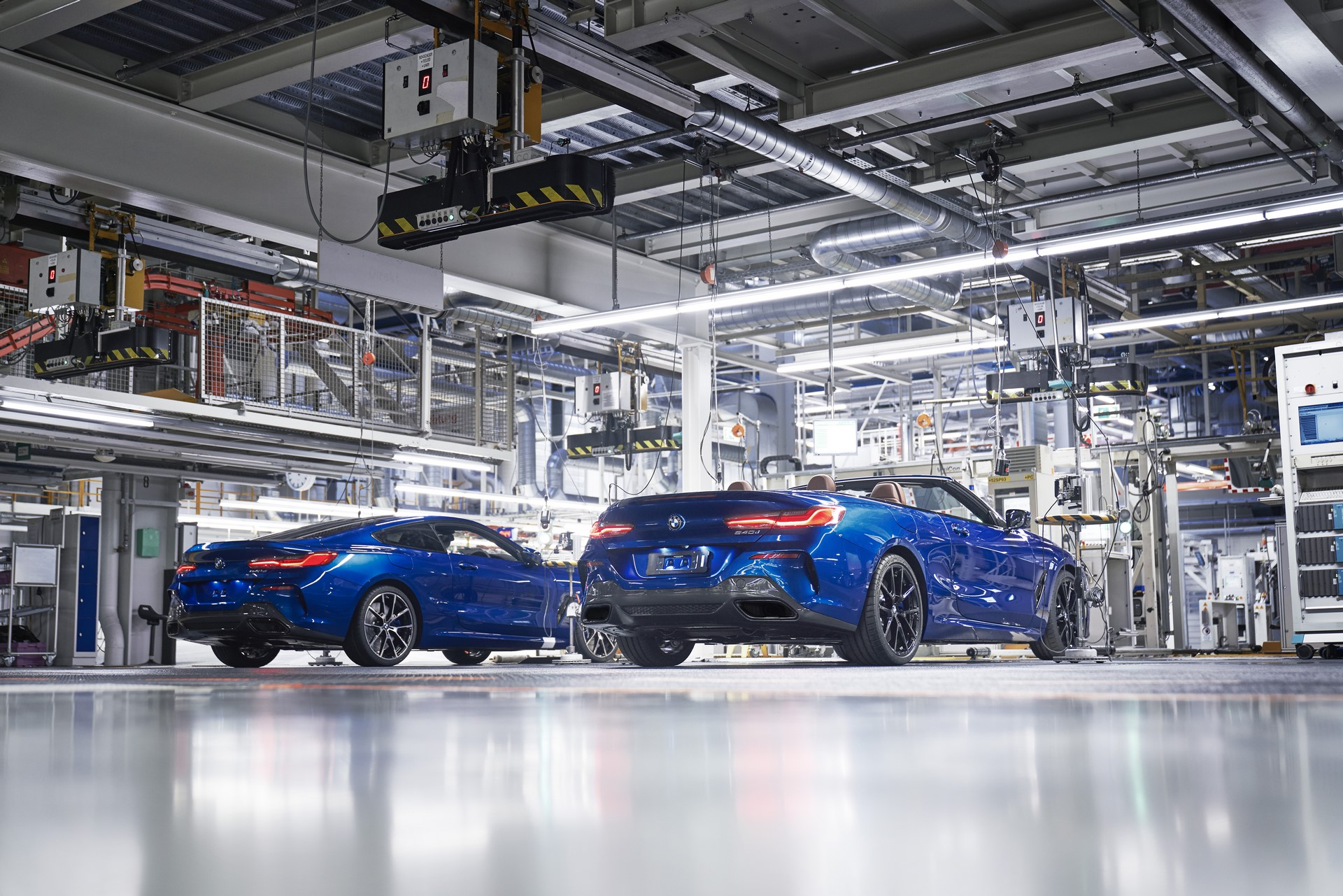 BMW 8 Series Convertible production starts (5)